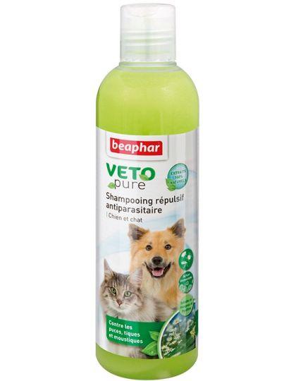 Bio Shampoo шампунь от блох для кошек и собак