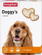 Doggys Senior кормовая добавка для собак старше 7 лет