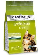 Kitten GF – сухой корм беззерновой, для котят, с курицей и картофелем