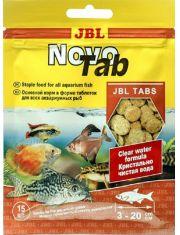 NovoTab корм в форме таблеток для всех видов аквариумных рыб