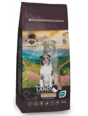 Dog Senor & Adult  полнорационный сухой корм для пожилых и взрослых собак всех пород с функцией улучшения мозговой деятельности
