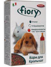 Корм для крольчат гранулированный Puppypellet