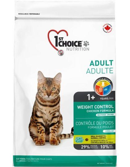 WEIGHT CONTROL контроль веса для взрослых кошек