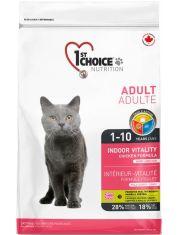 INDOOR VITALITY для домашних кошек