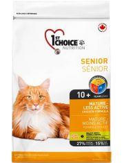 MATURE OR LESS ACTIVE для пожилых и малоактивных кошек