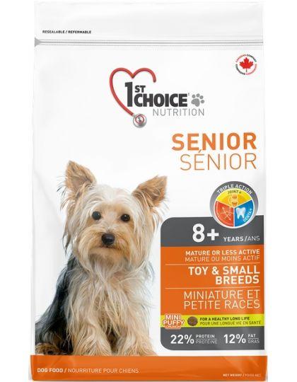 Для пожилых или малоактивных собак миниатюрных и мелких пород, курица