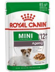 Mini Ageing 12+ консервы  для пожилых собак маленьких пород старше 10 лет в соусе