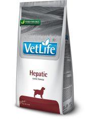 Vet Life Dog Hepatic диетическое питание для собак при хронической печеночной недостаточности