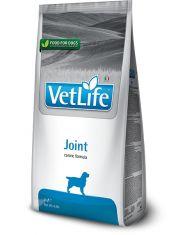Vet Life Joint  диетическое питание для собак при заболеваниях опорно-двигательного аппарата