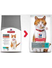 Science Plan Sterilised Cat с тунцом для молодых стерилизованных кошек от 6 месяцев до 6 лет