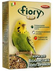 Корм для волнистых попугаев ORO MIX Cocory