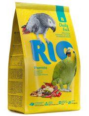 Parrots корм для крупных попугаев. основной рацион