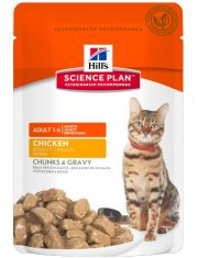 Science Plan Feline Adult с курицей