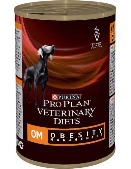 Veterinary Diets OM корм для собак при ожирении