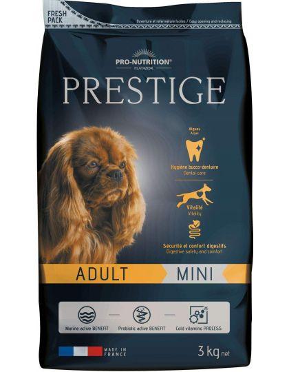 Prestige Adult Mini полнорационный корм супер-премиум класса для взрослых собак мелких пород