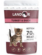Kitten для котят индейка с уткой