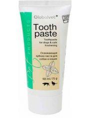 Зубная паста для кошек и собак освежающая