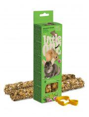 Палочки для морских свинок, кроликов, дегу и шиншилл с луговыми травами