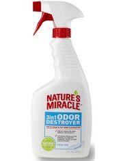 3in1 Odor Destroyer Fresh Linen универсальный уничтожитель запахов с ароматом свежего белья