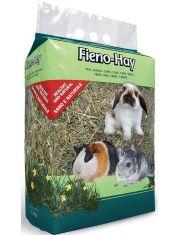 Сено FIENO-HAY луговые травы для грызунов и кроликов