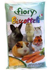 Бисквиты для грызунов Biscottelli с морковью