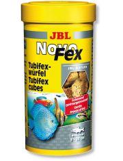 NovoFex кубики из трубочника, лакомство для аквариумных рыб и водяных черепах