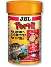 Корм для черепах Tortil таблетки