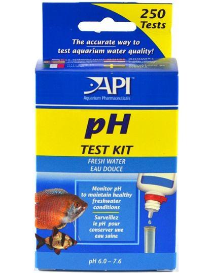 PH Test Kit набор для измерения уровня pH в пресной воде