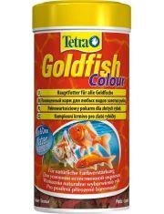 Goldfish Colour корм для окраса золотых рыбок, хлопья