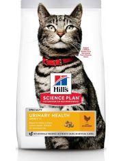 Science Plan Urinary Health для взрослых кошек, склонных к мочекаменной болезни, с курицей