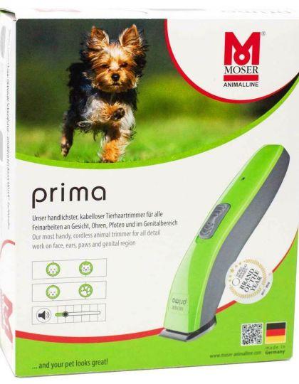 Машинка для окантовки ушей и лап животных Moser 1586-0060 Prima