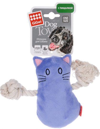 Кот с пищалкой