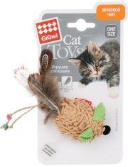 Мышка с электронным чипом игрушка для кошек