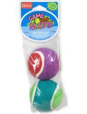 """Игрушка для собак """"Два теннисных мяча"""" маленькая Game - Set - Match Dog Toy"""