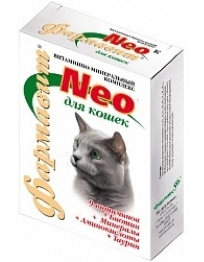 Фармавит Neo кормовая добавка для кошек