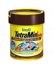 TetraMin Baby корм для мальков до 1 см мелкая крупа