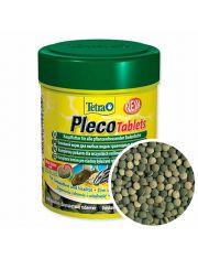 PlecoTablets корм со спирулиной для сомов и донных рыб