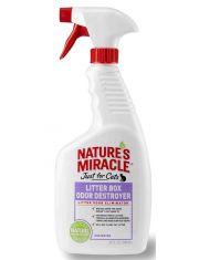 Litter Box Odor Destroyer средство для устранения запаха в кошачьем туалете