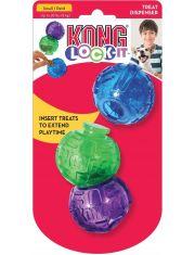 Игрушка для собак Lock-It мячи для лакомств