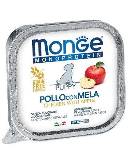 Monoprotein Fruits консервы для щенков паштет из курицы
