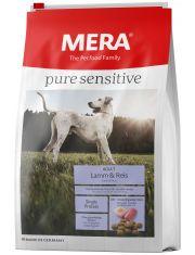 Mera Pure Sensitive Adult Lamm&Reis корм для взрослых собак ягненок с рисом