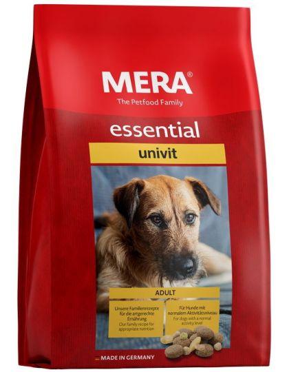 Essential Univit Микс-меню для взрослых собак с нормальной активностью
