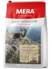 Pure Fresh Meat Huhn & Kartoffel - беззерновой корм для взрослых собак со свежей курицей и картофелем