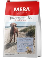Mera Pure sensitive Fresh Meat Hering & Kartoffel Fresh Meat Сельдь и картофель