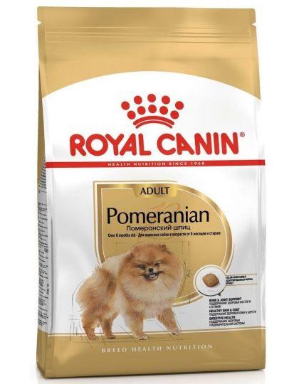 Pomeranian Adult корм для взрослых померанских шпицев