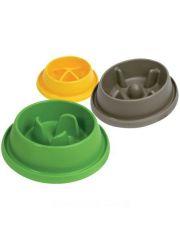 Миска пластиковая диетическая Adagio для кошек и собак