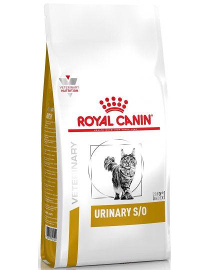 Urinary S/O LP34 диета для кошек при лечении и профилактике мочекаменной болезни