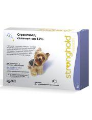 Стронгхолд для собак мелких пород от 2,5-5 кг