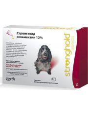 Стронгхолд для собак средних пород от 10 до 20 кг