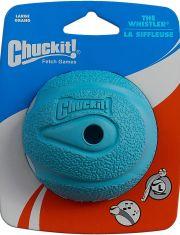 Мяч свистящий большой, игрушка для собак